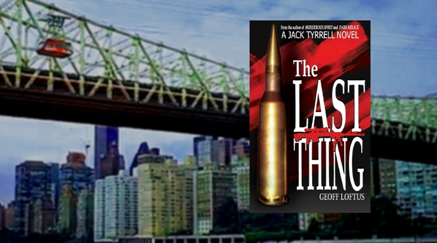 The Last Thing by Geoff Loftus